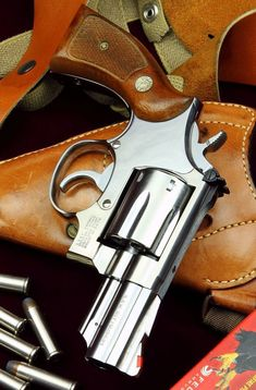 Smith And Wesson Revolvers, Smith Wesson, 357 Magnum, Home Defense, Self Defense, Weapons Guns, Guns And Ammo, Tac Gear, Cool Guns
