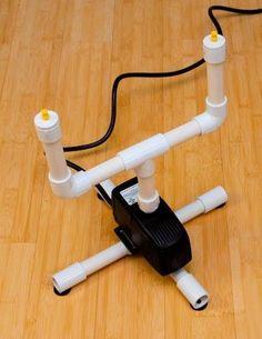 Build Your Own Hydroponics System ... #Aquaponics #Hydroponics