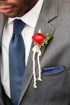 Photo Shoot: City Cactus -- How to create a bohemian desert wedding anywhere | ChicagoStyle Weddings