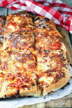 Pizza Recipes, Casserole Recipes, Soup Recipes, Healthy Dessert Recipes, Breakfast Recipes, Food Dishes, Main Dishes, Pizza Monkey Bread, Crescent Roll Pizza