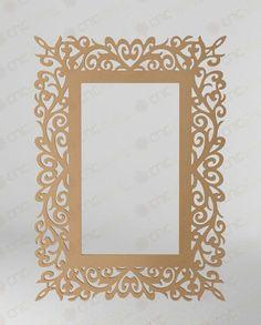 Mdf Ayna Çerçevesi....Mdf Mirror Frame...www.cncahsap.net