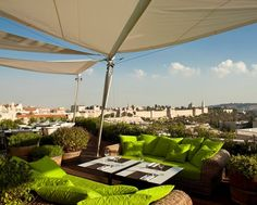 Mamilla Hotel : Jerusalem, Israel : The Leading Hotels of the World