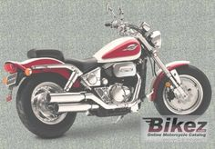 1998 Suzuki VZ 800 Marauder  My 1st motorcycle. I nicknamed him Bronson.