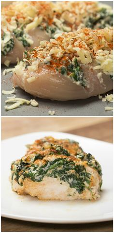 Hasselback Chicken