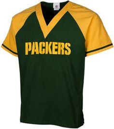 Green Bay Packers Scrub Top