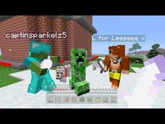 ▶ Minecraft Xbox - The Friendly Creeper [53] - YouTube