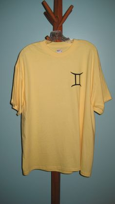 Gemini Crossread T-shirt (Front)