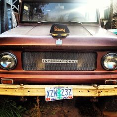 ▒ International scout 800 ▒