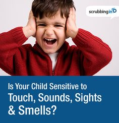 Is your child sensitive to touch, sounds, sights and smells? Over Sensitive, Sensory Integration, Raising Boys, Future Career, Kids Health, Spiritual Growth, Boys Who, Logan, Parenting