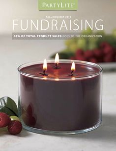 The new PartyLite fundraising Winter 2013 brochure - page 1 - if you are interested in a fundraiser please contact me at Party Lite - www. Bougie Partylite, New Fragrances, Burning Candle, Girl Scouts, Candle Jars, Fall Decor, Holiday, Fundraising Ideas, Website
