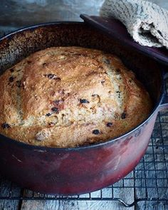 Mueslibrød stekt i gryte - Mat Pa Bordet How To Make Bread, Bread Making, Muesli, Banana Bread, Fries, Food And Drink, Baking, Desserts, Tailgate Desserts