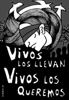 DESAPARICIÓN FORZADA, CRIMEN DE ESTADO PERMANENTE EN MÉXICO Activist Art, Protest Art, Political Art, Zine, Aesthetic Backgrounds, Word Porn, Revolutionaries, Spiderman, Poster