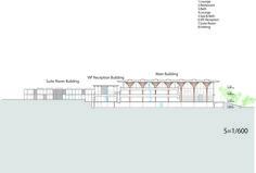 Gallery of Nine Bridges Country Club / Shigeru Ban Architects - 16