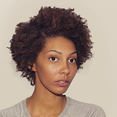 afro textures. Tight curls and coils.