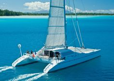Charter Yacht MAGIC CAT