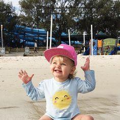 Our little beach bum  | 746 | Persian Pink | $25 Snapbacks | Free Domestic & Global Shipping #popnoggins #perfectlypaisley #snapback #flatpeak #flatbrim #neweracap #headwear #babyhats #babyswag #babyfashion #babyfashionista #babyfashionclub #instababy #toddlerswag #toddlerfashion #toddlerclothes #kidsfashion #kidsstyle #kidstyle #kidstylezz #kidsclothes #kidswag #littlefashionista #stylish_cubs #fashion #swag #igcutest #kidsootd
