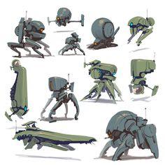 robot concept - Cerca con Google