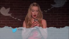 True dat true dat, true dat true dat I get what you are saying so do dat do dat! Celebrity Mean Tweets, Celebrities Read Mean Tweets, Funny Memes, Hilarious, Stupid Things, Funny As Hell, Pitch Perfect, Funny Thoughts, Snl