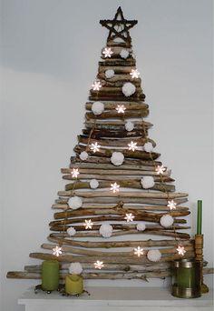 Blog Tapeti | Árvores de Natal criativas | DIY