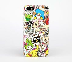 HK |❣| HELLO KITTY Tokidoki x Sanrio Characters iPhone 5 Hard Case