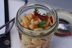 Kichererbsen Salat - auch super zum Mitnehmen