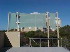Resultado de imagen de vertical shade sails