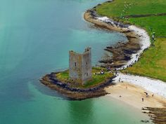 Fenit Island Walk, Co Kerry, Ireland ~I wish I lived a long time ago, specifically, right there SAm England Ireland, England And Scotland, Ireland Vacation, Ireland Travel, Love Ireland, Destinations, Destination Voyage, Emerald Isle, Adventure Is Out There