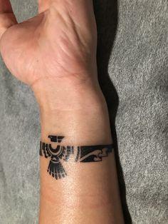 Native Tattoos, Dope Tattoos, Mini Tattoos, Body Art Tattoos, Sleeve Tattoos, Tatoos, Simple Hand Tattoos, Unique Tattoos For Men, Wrist Tattoos For Guys