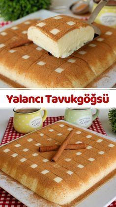 Baking Recipes, Cake Recipes, Turkish Recipes, Ethnic Recipes, Food For A Crowd, Desert Recipes, Bon Appetit, Hot Dog Buns, Food Art