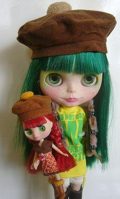 Shaylee y Blythe littlest pet shop (Autumn Glam)   Flickr - Photo Sharing!