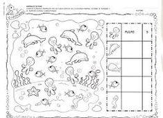 Resultado de imagen para actividades mes del mar para preescolares