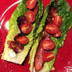 Dinner is served!! - Not a cook or a preparer by any means but these are #legit -  #dinner #blt #tasty #tastyfood #nobread #kindahealthy #healthy #bacon #romaine #mayo #tomatoes #instagram #instagood #instafood #instafoodie #instafollow #instapic #nailedit #12bucks #followforfollow #like4like #likeforlike #hashtag #hashtagfloosie #hashtagsfordays  Yummery - best recipes. Follow Us! #tastyfood