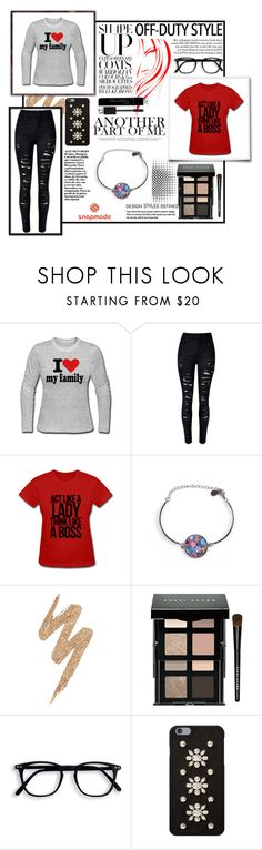 """""""Part of me"""" by duvav ❤ liked on Polyvore featuring Urban Decay, Bobbi Brown Cosmetics, MICHAEL Michael Kors and Christian Dior"""
