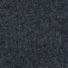 MATERIAL: Wool Blend COLOR: Charcoal PRICE: A $$$$ COMPOSITION: 50% wool/30% viscose/20% polyester  https://www.theshadestore.com/window-treatments/product/ripple-fold-drapery