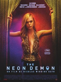 Extra Large Movie Poster Image for The Neon Demon