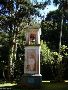 TrekkBrasil: Parque Nacional da Tijuca Sino da antiga capela Mayrink