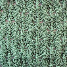 Yarn Nouveau Knitting Pattern by Susan Ashcroft || Free