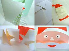 Christmas Cards · Katsumi Komagata