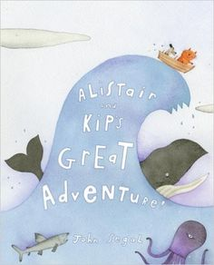 Alistair and Kip's Great Adventure!: John Segal: 9781416902805: Amazon.com: Books
