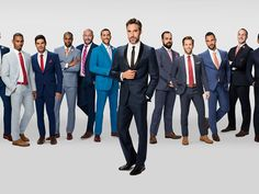 Aug. 27, 2016 - LGBTQNation.com - Meet the men of 'Finding Prince Charming,' TV's first gay dating game