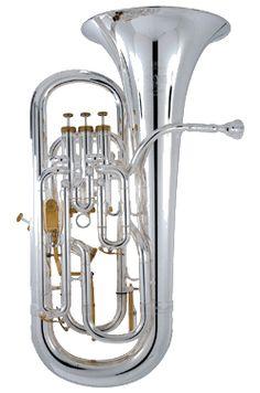 Besson Prestige 2052 Euphonium professional model.
