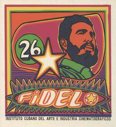 Raul Martinez, «Fidel», 1968