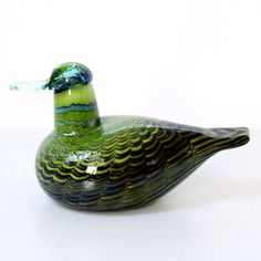 Oiva Toikka /iittala / Birds Collection / KRICKA HONA
