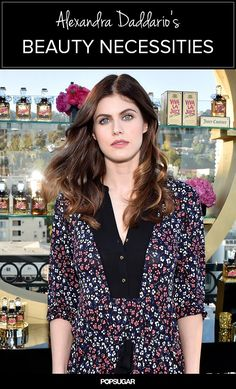 Pin for Later: Alexandra Daddario's Go-To Makeup Remover Will Make Your Wallet Happy