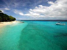 archipel du Vanuatu, en Mélanésie. Peu connues, les îles d'Espiritu Santo, Efate et Tanna