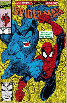 Spider-Man 15 1990 Series October 1991 Marvel Comics