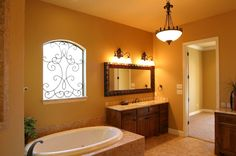 bathroom remodeling ideas | yellow bathroom remodel concepts | Pictures and Photos of Home ...