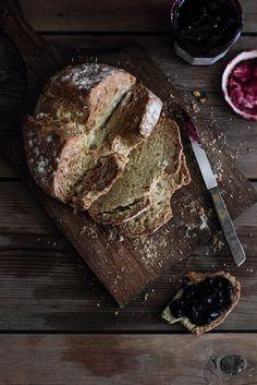 rosemary soda bread
