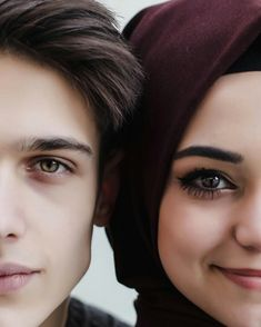 Image may contain: 1 person, selfie and closeup Muslim Couple Photography, Wedding Couple Poses Photography, Couple Photoshoot Poses, Pre Wedding Photoshoot, Couple Shoot, Photography Poses, Couple Dps, Cute Muslim Couples, Cute Couples Goals