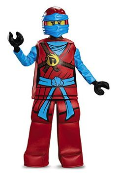 Disguise Nya Prestige Ninjago Lego Costume Medium78 * Want to know more, click on the image.